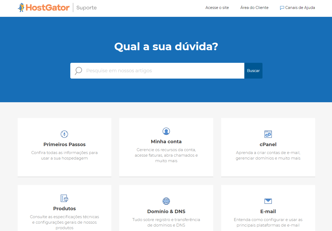 review do hostgator