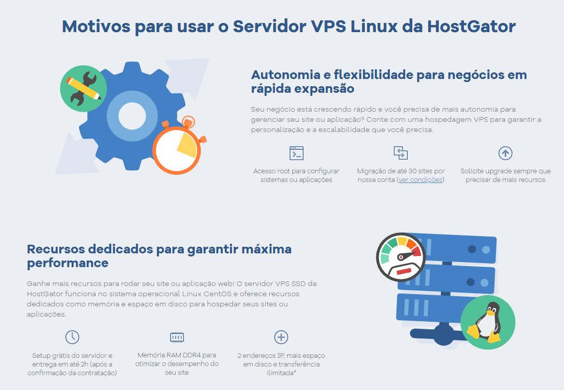 HostGator Servidor VPS