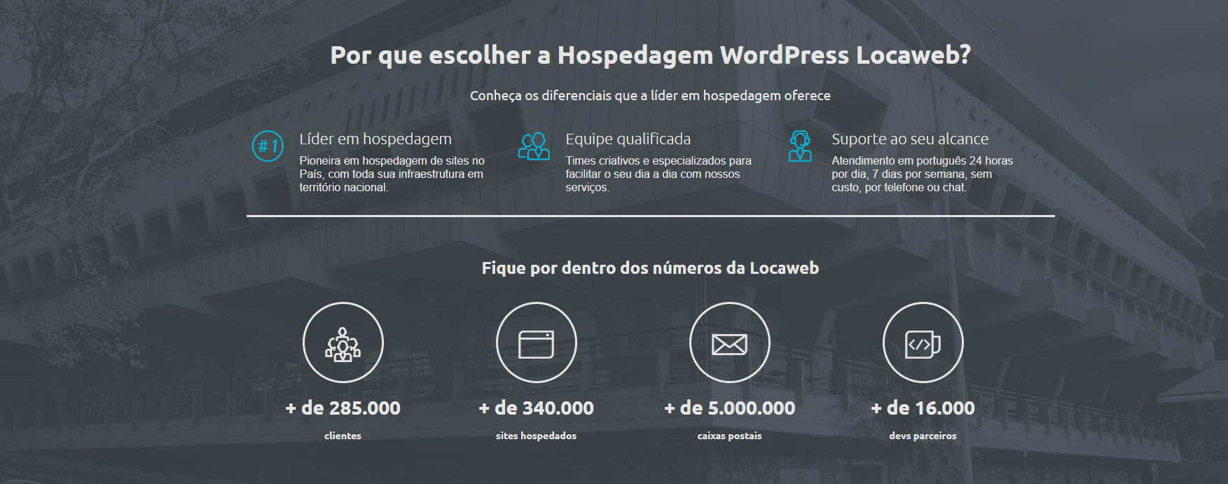 Locaweb Hospedagem WordPress