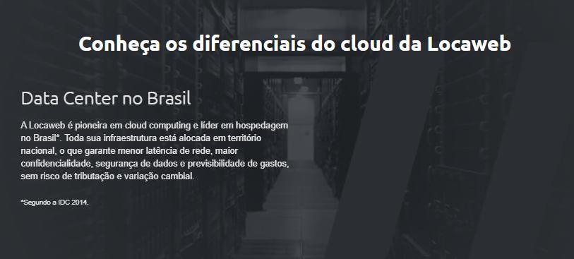 Locaweb Cloud Computing