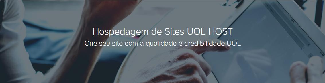 UOL Host Hospedagem de Sites
