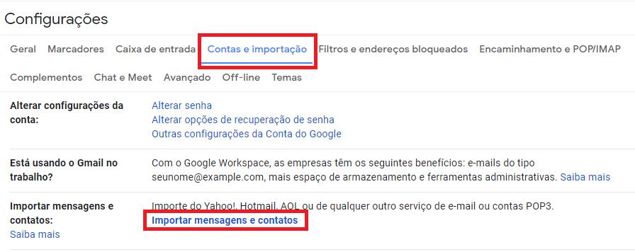Como Configurar Email Hostgator no Gmail