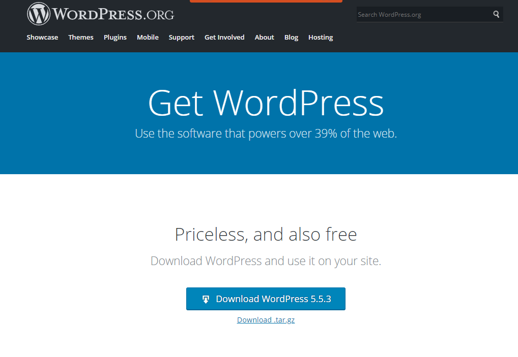 como instalar wordpress hostinger