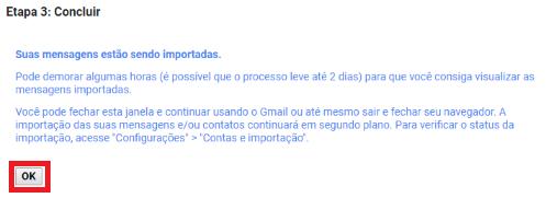 configurar gmail hostgator email